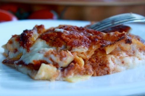 Lasagne ragù 1 small