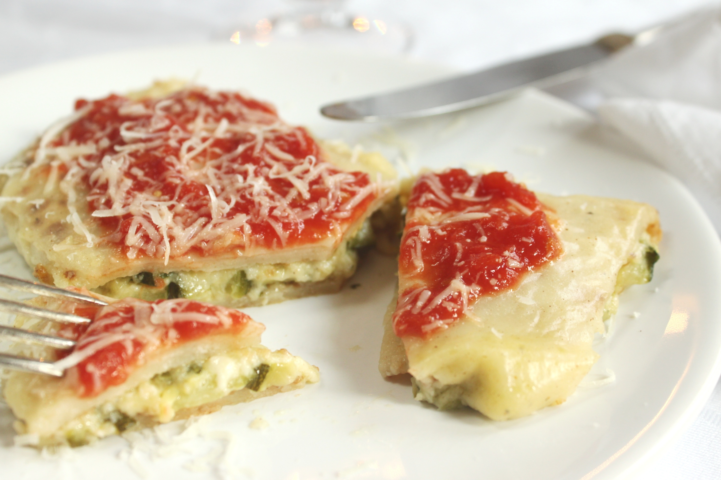 Lamb And Ricotta Crespelle With Tomato And Pecorino Recipes ...