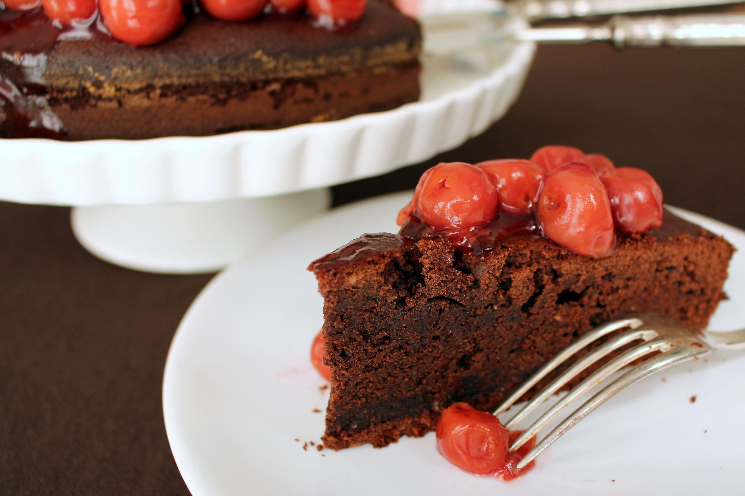 Lidias Kitchen Gianduia Cake Recipe